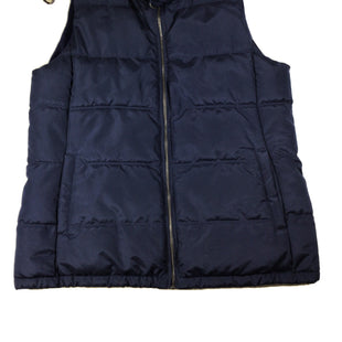 Primary Photo - BRAND: TALBOTS STYLE: VEST DOWN COLOR: PURPLE SIZE: PETITE LARGE SKU: 213-21394-39653