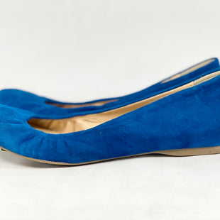 Primary Photo - BRAND: J CREW STYLE: SHOES FLATS COLOR: TEAL SIZE: 8.5 SKU: 213-213118-34484