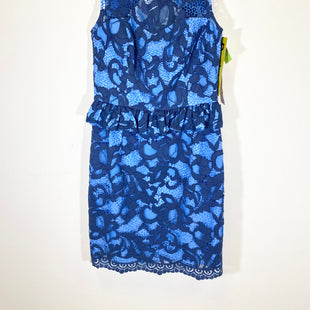Primary Photo - BRAND: LILLY PULITZER STYLE: DRESS DESIGNER COLOR: BLUE SIZE: 6 SKU: 213-213156-1016