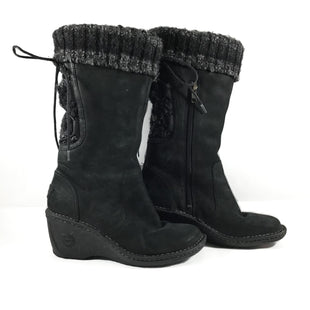Primary Photo - BRAND: UGG STYLE: BOOTS ANKLE COLOR: BLACK SIZE: 5 SKU: 213-21394-35962
