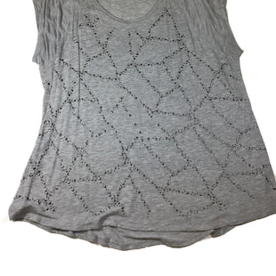 Primary Photo - BRAND: APT 9 STYLE: TOP SHORT SLEEVE COLOR: GREY SIZE: 3X SKU: 213-213143-10472