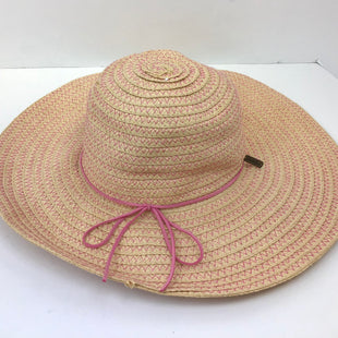 Primary Photo - BRAND:    CLOTHES MENTOR STYLE: HAT COLOR: STRAW OTHER INFO: SUN AND SAND - SKU: 213-213132-5982
