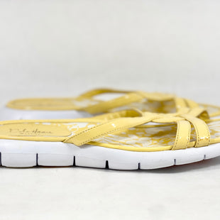 Primary Photo - BRAND: COLE-HAAN STYLE: SANDALS FLAT COLOR: YELLOW SIZE: 8 SKU: 213-213143-2515
