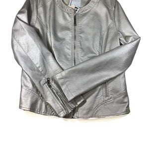 Primary Photo - BRAND:   CMC STYLE: JACKET OUTDOOR COLOR: SILVER SIZE: L OTHER INFO: RINO & PELLE - SKU: 213-213143-9495