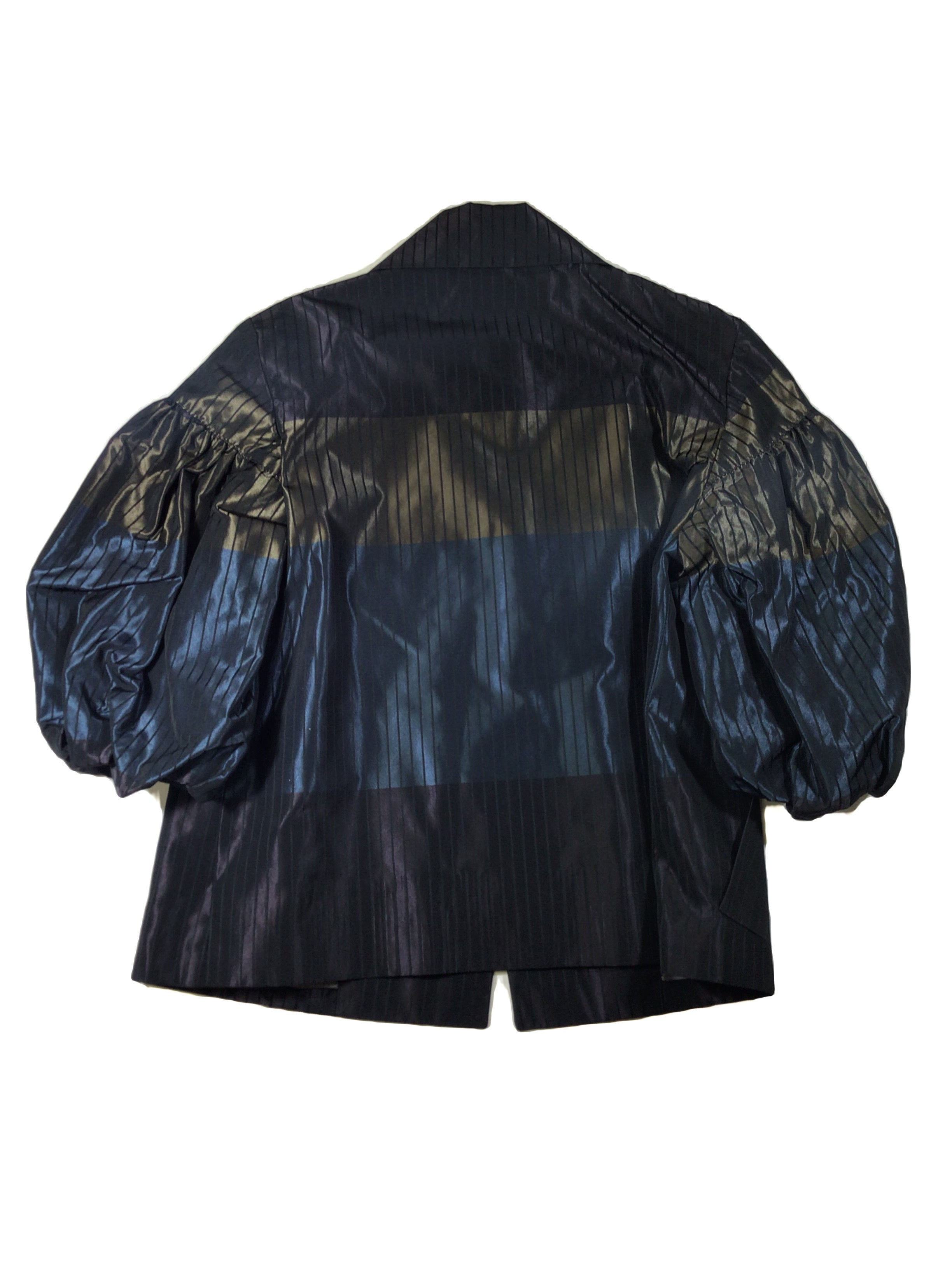 Photo #1 - BRAND:  CMA <BR>STYLE: BLAZER JACKET <BR>COLOR: METALLIC <BR>SIZE: S <BR>OTHER INFO: ETRO - <BR>SKU: 213-21394-43510