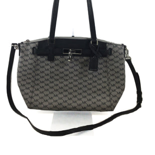 Primary Photo - BRAND: MICHAEL BY MICHAEL KORS STYLE: HANDBAG DESIGNER COLOR: MONOGRAM GRAYSIZE: LARGE SKU: 213-213118-34042