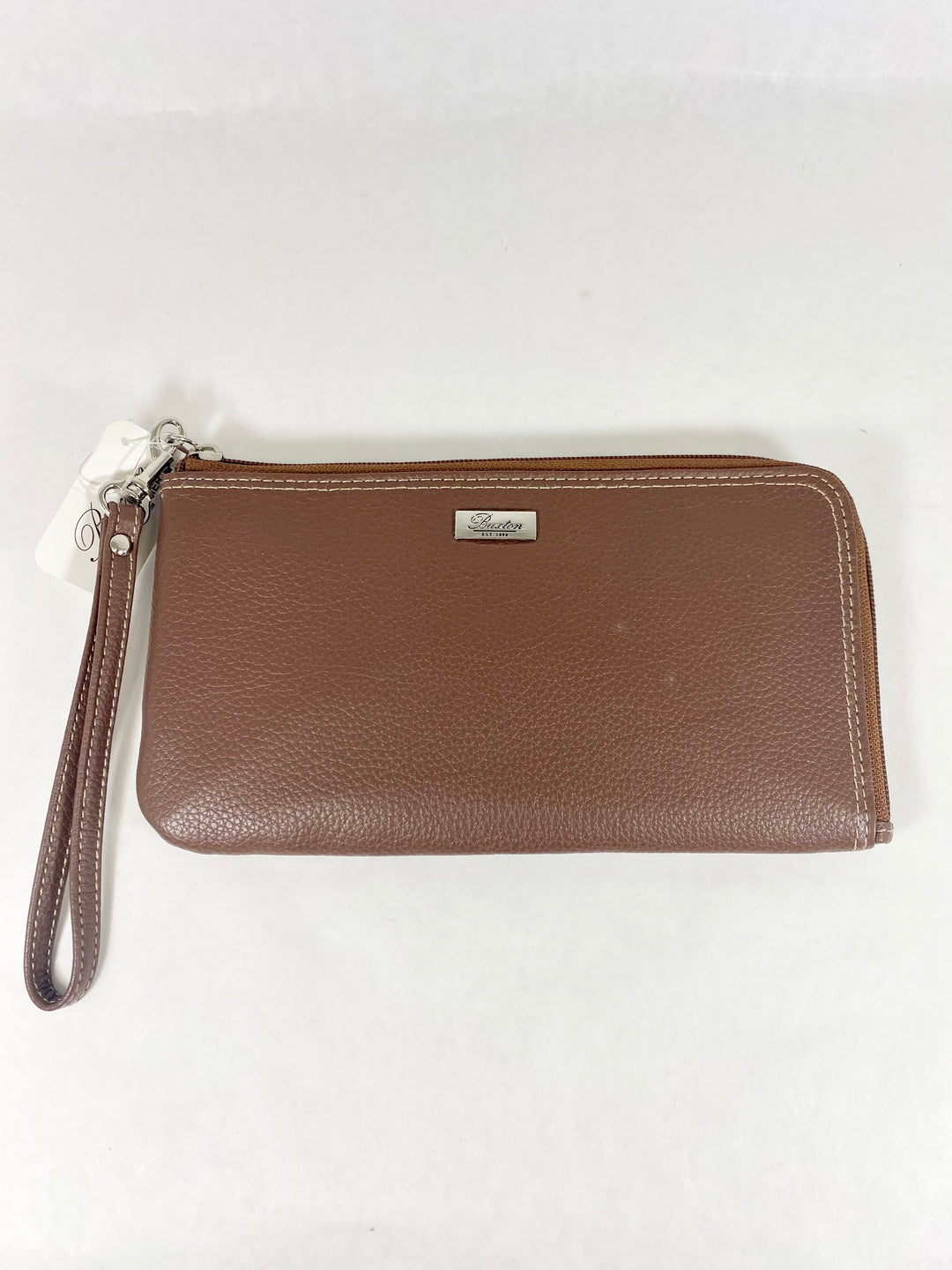 Primary Photo - BRAND: BUXTON <BR>STYLE: WALLET <BR>COLOR: BROWN <BR>SIZE: LARGE <BR>SKU: 213-21394-46382