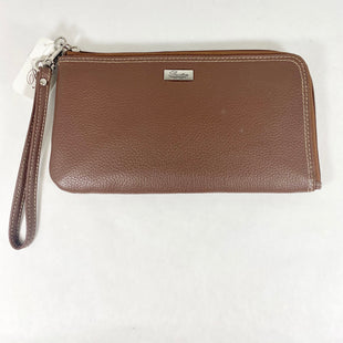 Primary Photo - BRAND: BUXTON STYLE: WALLET COLOR: BROWN SIZE: LARGE SKU: 213-21394-46382