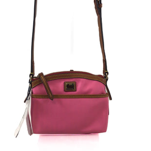 Primary Photo - BRAND: DOONEY AND BOURKE STYLE: HANDBAG COLOR: PINK SIZE: SMALL SKU: 213-213132-8581