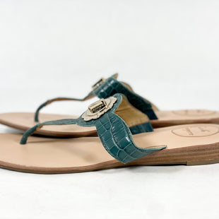Primary Photo - BRAND: JACK ROGERS STYLE: SANDALS LOW COLOR: GREEN SIZE: 9 SKU: 213-21394-39289