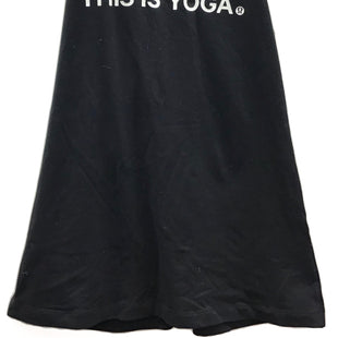 Primary Photo - BRAND: LULULEMON STYLE: ATHLETIC TANK TOP COLOR: BLACK SIZE: S SKU: 213-21394-40598