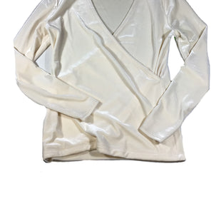 Primary Photo - BRAND: J CREW O STYLE: TOP LONG SLEEVE COLOR: CREAM SIZE: S SKU: 213-213154-425