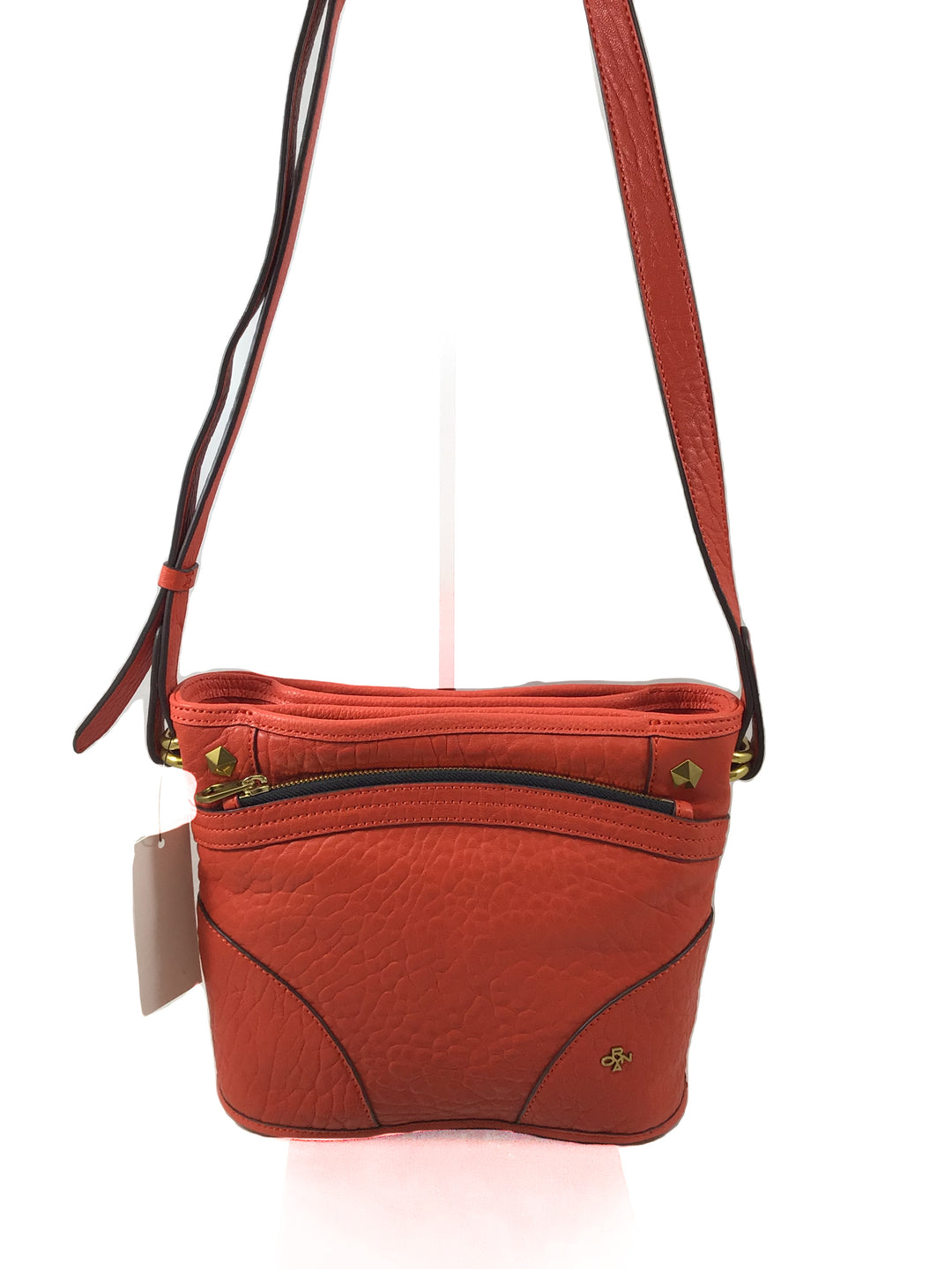 Primary Photo - BRAND: ORYANY <BR>STYLE: HANDBAG <BR>COLOR: ORANGE <BR>SIZE: SMALL <BR>SKU: 213-213143-9272