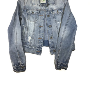 Primary Photo - BRAND: MUDD STYLE: JACKET OUTDOOR COLOR: DENIM SIZE: S SKU: 213-213149-2399