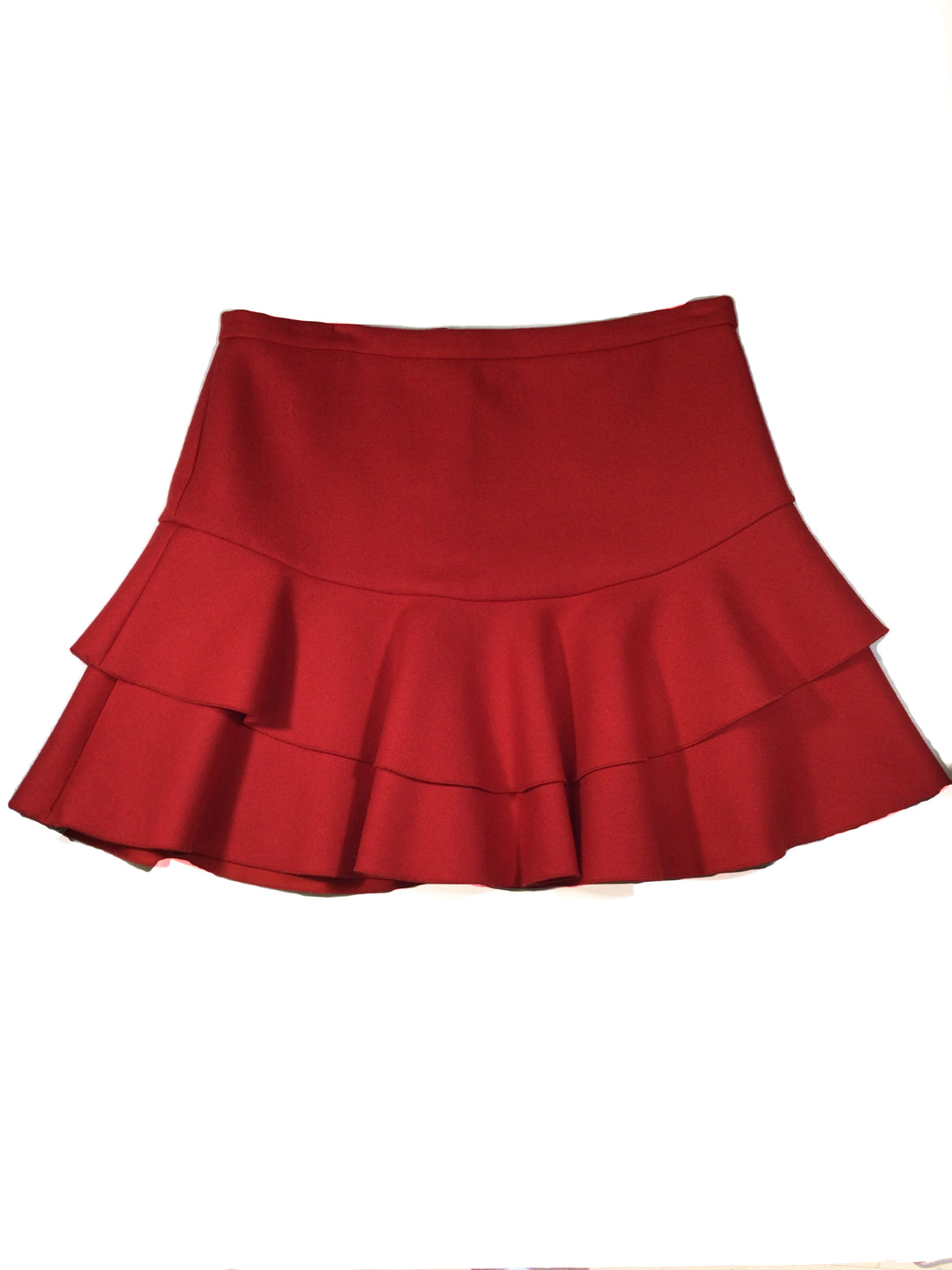 Primary Photo - BRAND: J CREW <BR>STYLE: SKIRT <BR>COLOR: RED <BR>SIZE: 6 <BR>SKU: 213-21394-36366