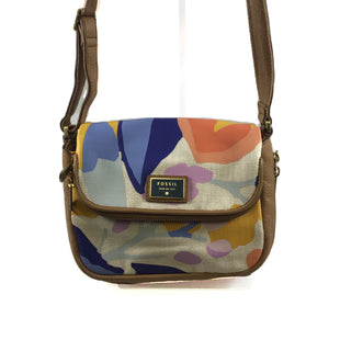 Primary Photo - BRAND: FOSSIL STYLE: HANDBAG COLOR: FLORAL SIZE: SMALL SKU: 213-213143-4310