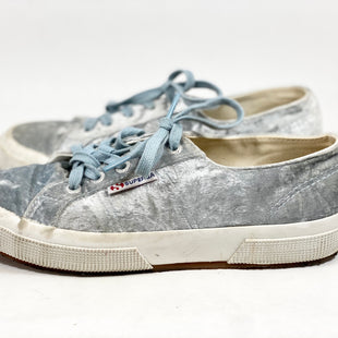 Primary Photo - BRAND: SUPERGA STYLE: SHOES ATHLETIC COLOR: LIGHT BLUE SIZE: 6.5 SKU: 213-213143-11261