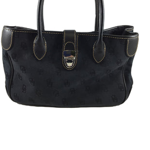 Primary Photo - BRAND: DOONEY AND BOURKE O STYLE: HANDBAG COLOR: BLACK SIZE: MEDIUM OTHER INFO: AS IS SKU: 213-213143-9144