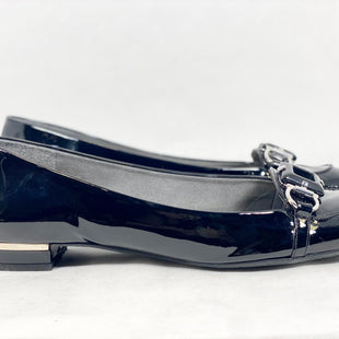 Primary Photo - BRAND: STUART WEITZMAN STYLE: SHOES LOW HEEL COLOR: BLACK SIZE: 10.5 SKU: 213-213149-3636