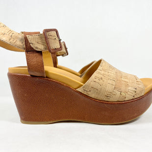Primary Photo - BRAND: KORK EASE STYLE: SHOES HIGH HEEL COLOR: TAN SIZE: 8 SKU: 213-213143-4294
