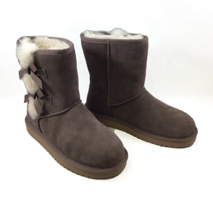 Primary Photo - BRAND: KOOLABURRA BY UGG STYLE: BOOTS ANKLE COLOR: TAUPE SIZE: 7 SKU: 213-21394-45388