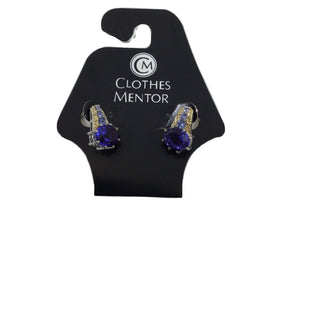 Primary Photo - BRAND:   CMC STYLE: EARRINGS COLOR: BLUE OTHER INFO: PLAYA QUARTZ STERLING EARRINGS - SKU: 213-213143-9907