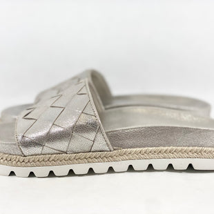 Primary Photo - BRAND:  CMB STYLE: SANDALS FLAT COLOR: METALLIC SIZE: 7.5 OTHER INFO: J SLIDES - SKU: 213-213143-12585