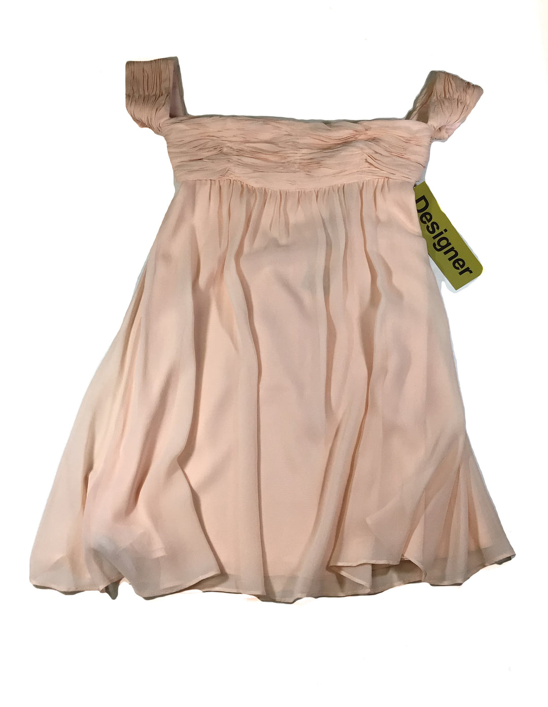 Primary Photo - BRAND: RACHEL ZOE <BR>STYLE: DRESS SHORT SLEEVELESS <BR>COLOR: DUSTY PINK <BR>SIZE: 4 <BR>SKU: 213-213143-4920