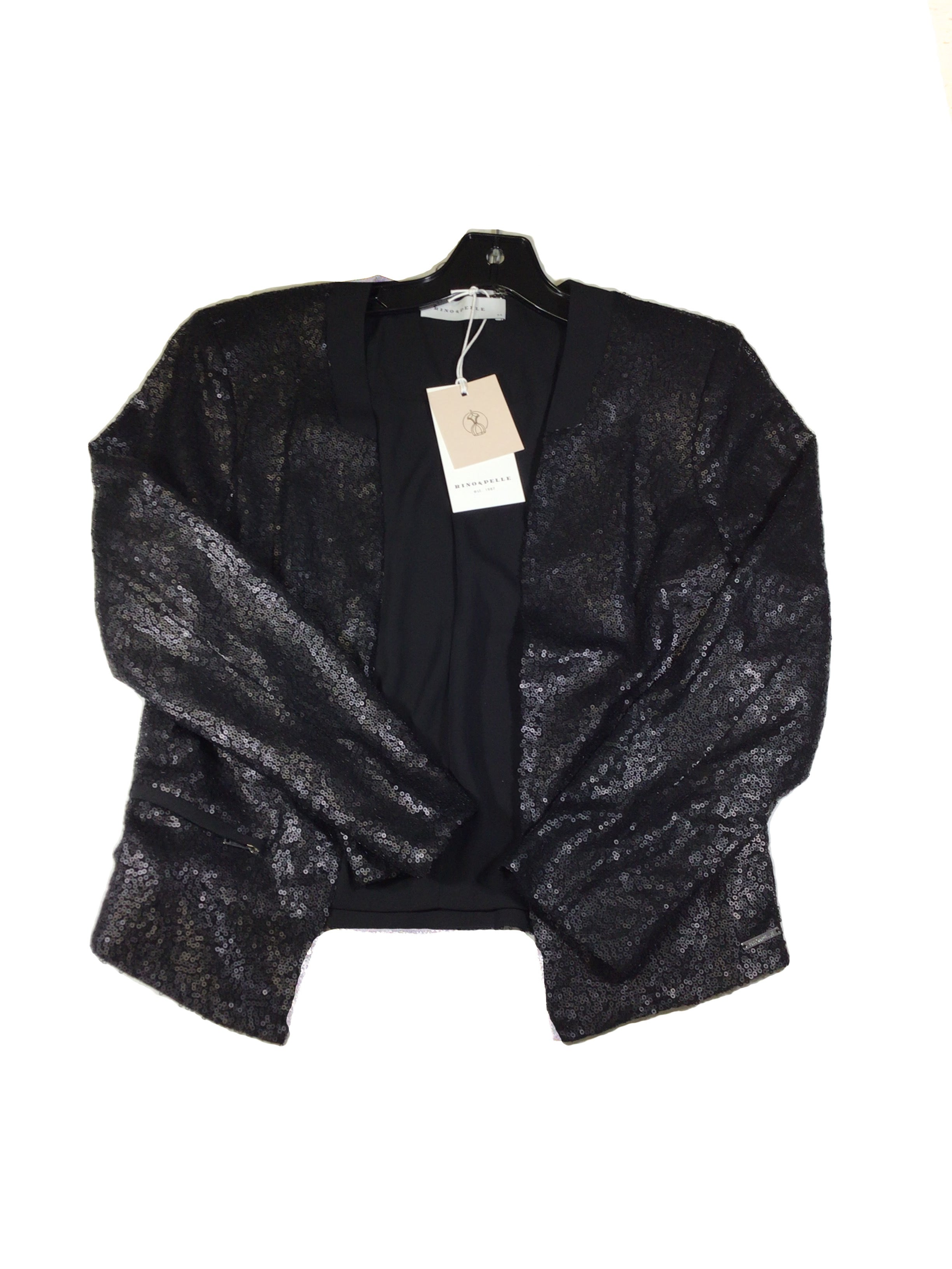 Primary Photo - BRAND:   CMC <BR>STYLE: BLAZER JACKET <BR>COLOR: SEQUIN <BR>SIZE: M <BR>OTHER INFO: RINO & PELLE - <BR>SKU: 213-213143-9452