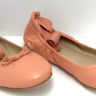 Primary Photo - BRAND: SAKS FIFTH AVENUE STYLE: SHOES FLATS COLOR: PINK SIZE: 9.5 SKU: 213-213106-25921