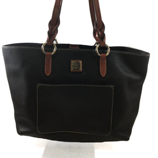 Primary Photo - BRAND: DOONEY AND BOURKE STYLE: HANDBAG DESIGNER COLOR: BLACK SIZE: LARGE SKU: 213-213135-6421