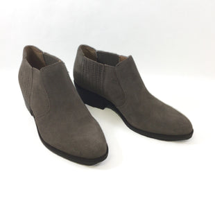 Primary Photo - BRAND: LUCKY BRAND STYLE: BOOTS ANKLE COLOR: GREY SIZE: 8 SKU: 213-213118-33498