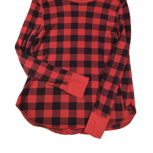 Primary Photo - BRAND: OLD NAVY STYLE: TOP LONG SLEEVE COLOR: PLAID SIZE: XXL SKU: 213-213106-27009