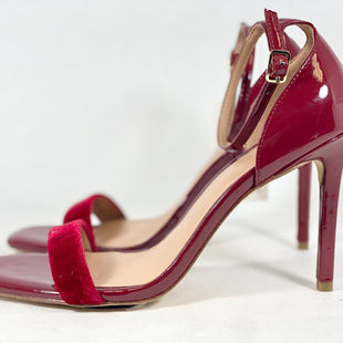 Primary Photo - BRAND: HALSTON HERITAGE STYLE: SHOES HIGH HEEL COLOR: RED SIZE: 8.5 SKU: 213-213135-6122