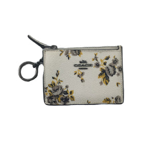 Primary Photo - BRAND: COACH STYLE: WALLET COLOR: FLORAL SIZE: SMALL SKU: 213-213118-34250