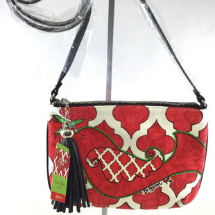 Primary Photo - BRAND: BRIGHTON STYLE: HANDBAG COLOR: RED BLACK SIZE: SMALL SKU: 213-21394-39745