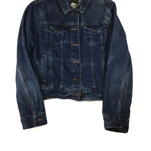 Primary Photo - BRAND: J CREW STYLE: JACKET OUTDOOR COLOR: DENIM SIZE: S SKU: 213-213149-2182