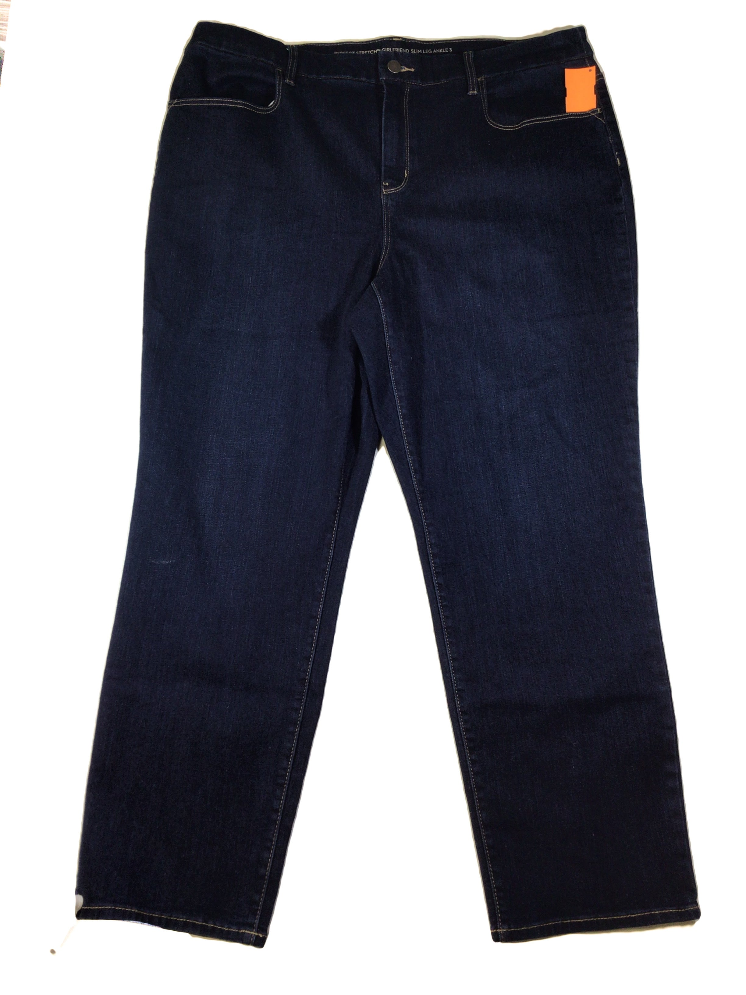 Primary Photo - BRAND: CHICOS O <BR>STYLE: JEANS <BR>COLOR: DENIM <BR>SIZE: XL <BR>SKU: 213-213143-9918