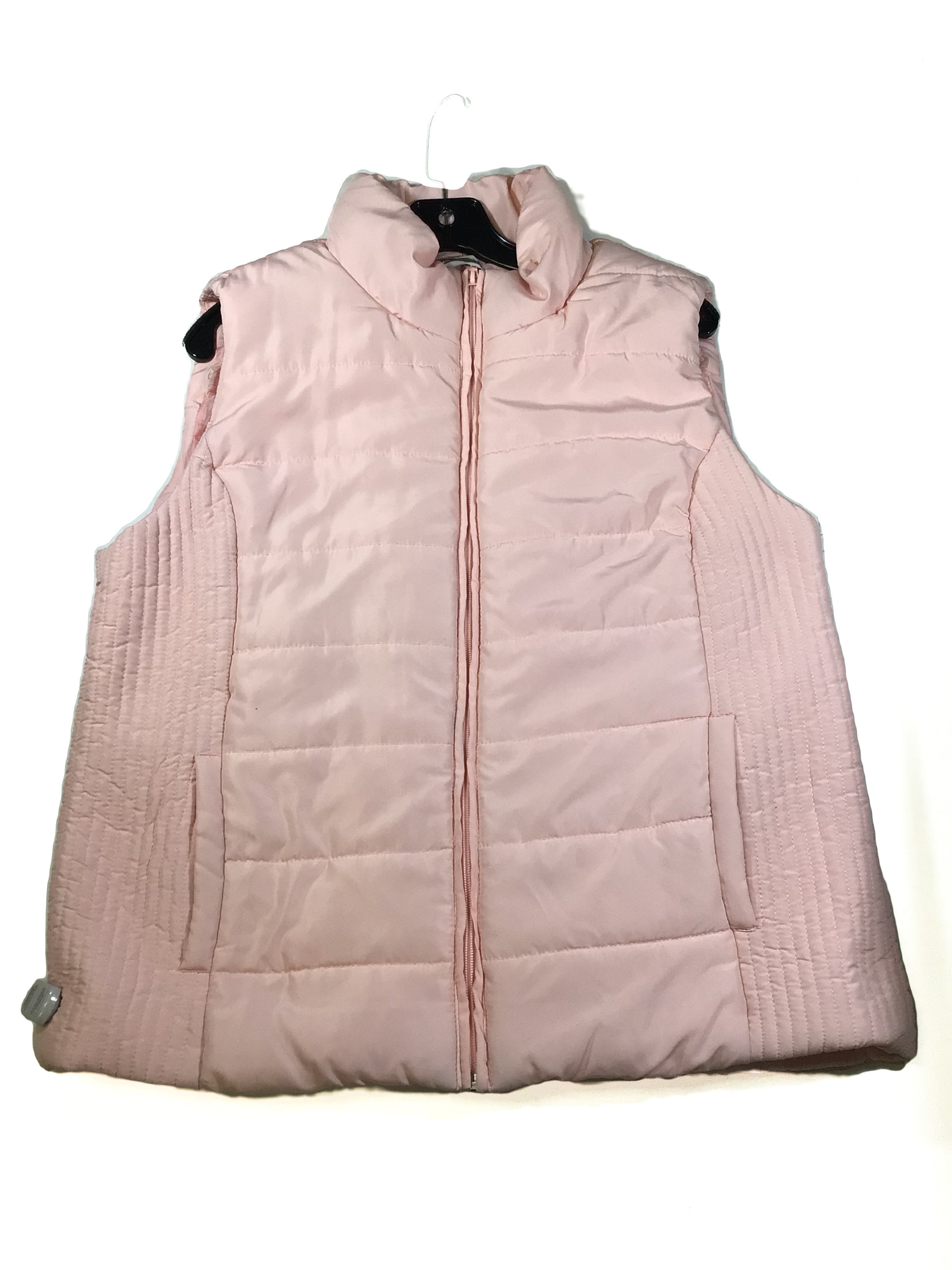 Primary Photo - BRAND: NEW YORK AND CO O <BR>STYLE: VEST <BR>COLOR: ROSE <BR>SIZE: XL <BR>SKU: 213-213135-6026