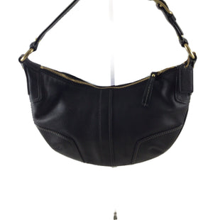 Primary Photo - BRAND: COACH O STYLE: HANDBAG LEATHER COLOR: BLACK SIZE: SMALL SKU: 213-213118-33270