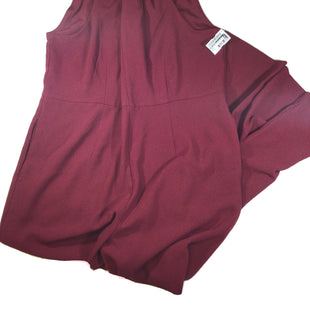 Primary Photo - BRAND: ANN TAYLOR STYLE: DRESS LONG SLEEVELESS COLOR: MAROON SIZE: 16 OTHER INFO: NEW! SKU: 213-21394-41714