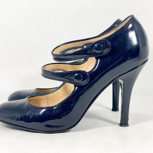 Primary Photo - BRAND: J CREW O STYLE: SHOES HIGH HEEL COLOR: BLACK SIZE: 5.5 SKU: 213-213118-32997