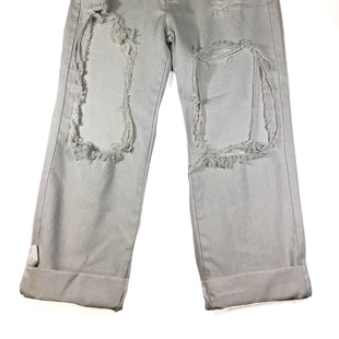 Primary Photo - BRAND:    CLOTHES MENTOR STYLE: JEANS COLOR: GREY SIZE: 10 SKU: 213-21394-41946