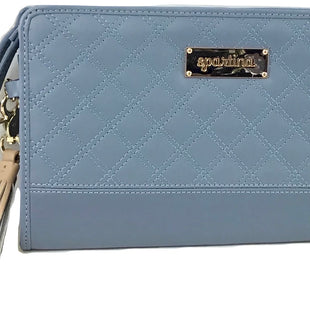 Primary Photo - BRAND: SPARTINA STYLE: CLUTCH COLOR: BABY BLUE SKU: 213-213143-5491