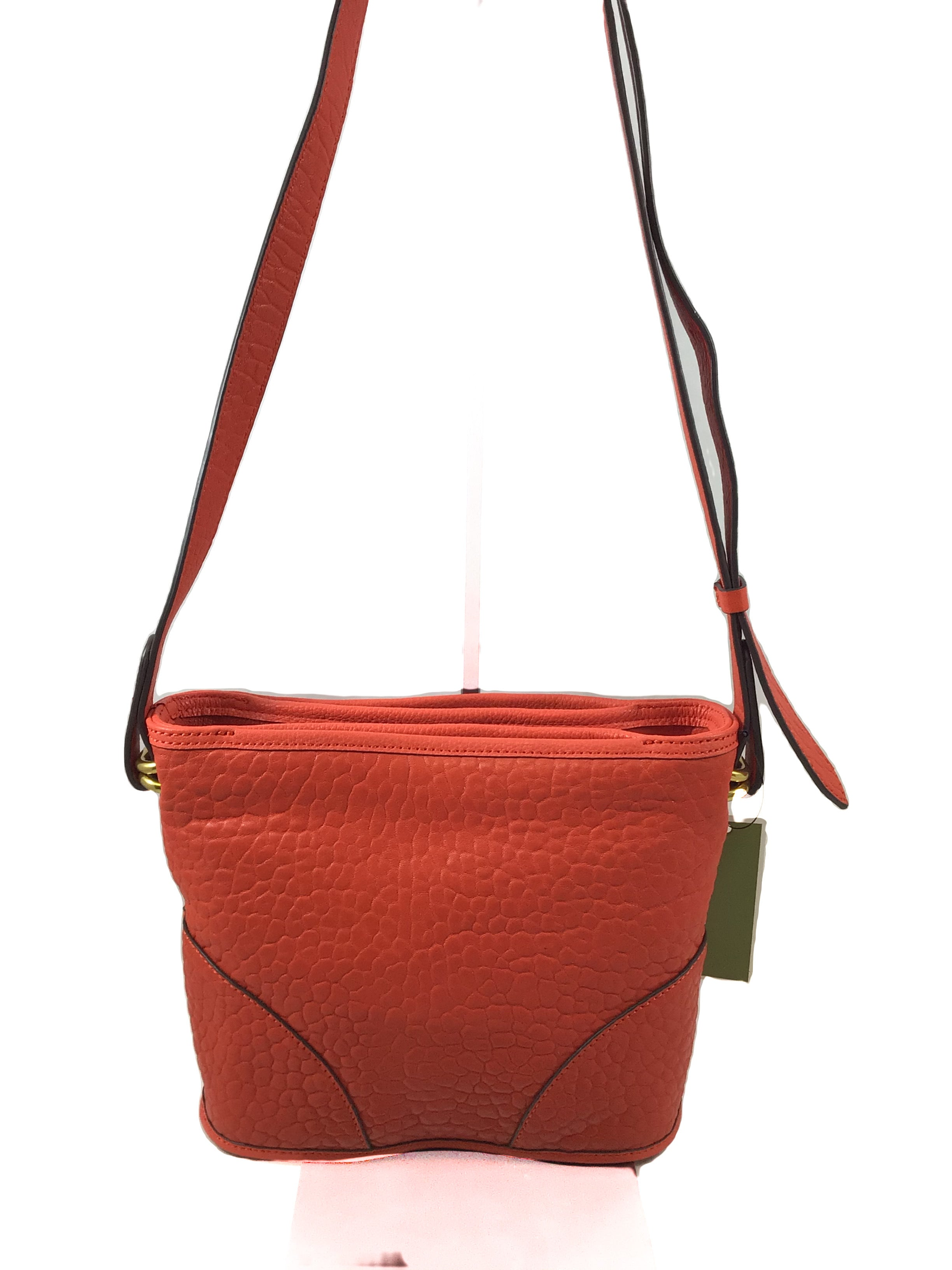 Photo #1 - BRAND: ORYANY <BR>STYLE: HANDBAG <BR>COLOR: ORANGE <BR>SIZE: SMALL <BR>SKU: 213-213143-9272