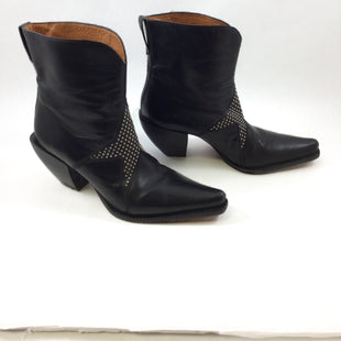 Primary Photo - BRAND: DONALD J PILNER STYLE: BOOTS ANKLE COLOR: BLACK SIZE: 5.5 SKU: 213-213118-32160