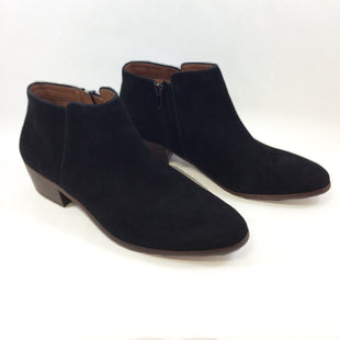 Primary Photo - BRAND: SAM EDELMAN STYLE: BOOTS ANKLE COLOR: BLACK SIZE: 13 SKU: 213-213143-9947
