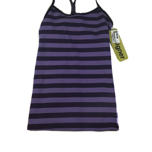 Primary Photo - BRAND: LULULEMON STYLE: ATHLETIC TANK TOP COLOR: PURPLE SIZE: 10 SKU: 213-213149-2691