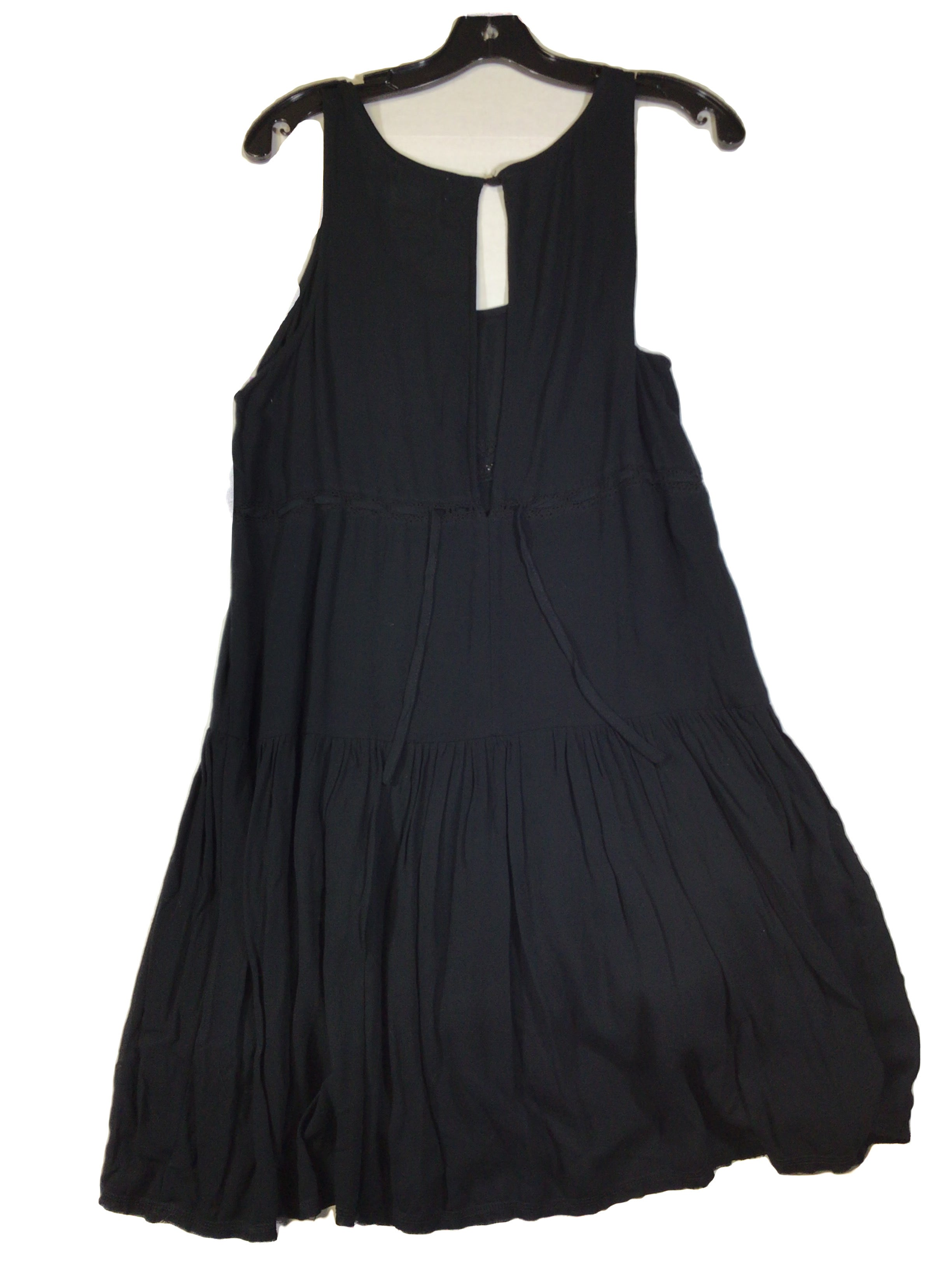 Photo #1 - <P>BRAND: ALTERED STATE <BR>STYLE: DRESS SHORT SLEEVELESS <BR>COLOR: BLACK <BR>SIZE: L <BR>SKU: 213-213118-27709</P>
