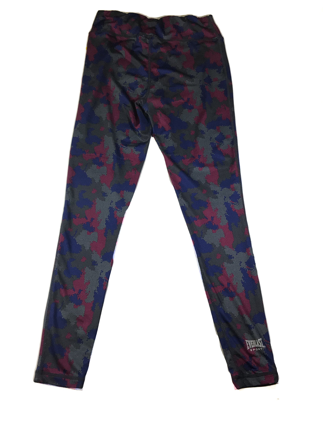 Photo #1 - BRAND: EVERLAST <BR>STYLE: ATHLETIC CAPRIS <BR>COLOR: MULTI <BR>SIZE: S <BR>SKU: 213-213143-7098